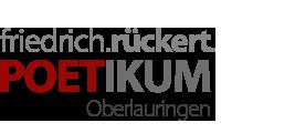 Friedrich Rueckert Poetikum